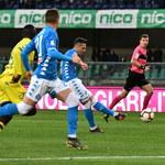 Liga włoska: Bramka Milika po podaniu Zielińskiego