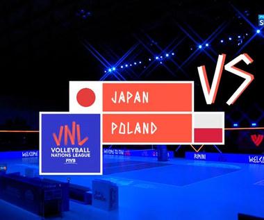 Ligi Narodów Siatkarzy. Polska - Japonia 3:0. Skrót meczu (POLSAT SPORT). Wideo