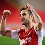 Ligue 1. Cesc Fabregas w nietypowej roli