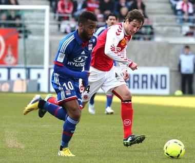 Ligue 1 - gol Krychowiaka dał Reims cenne zwycięstwo