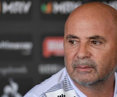 Ligue 1. Jorge Sampaoli trenerem Olympique Marsylia