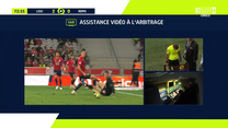Ligue 1. Lille - Reims 2-1 - SKRÓT. WIDEO (Eleven Sports)