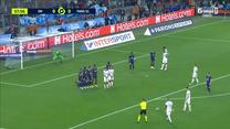 Ligue 1. Olympique Marsylia - PSG. Skrót meczu. WIDEO (Eleven Sports)