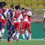 Ligue 1. Porażka PSG z AS Monaco