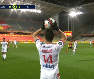 Ligue 1. Racing Club de Lens - Olympique Lyon 1-1 (0-0). Skrót meczu (ELEVEN SPORT). Wideo