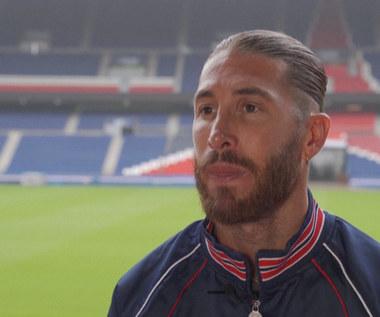 Ligue 1. Sergio Ramos: Musimy odzyskać tytuł. Wideo