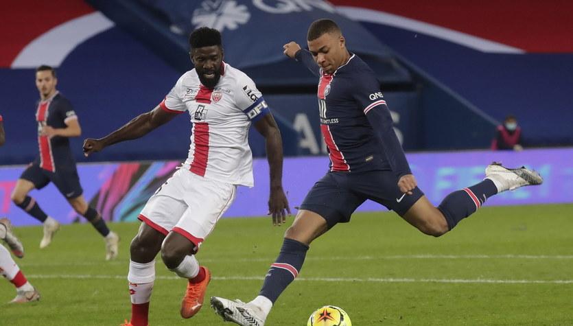 Ligue 1. Wysokie zwycięstwo PSG