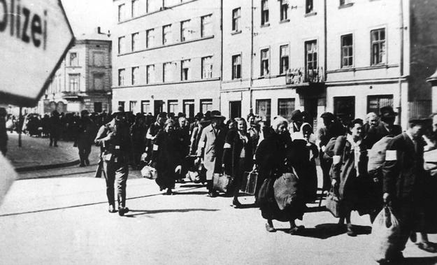 Likwidacja krakowskiego getta /IPN