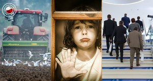 Likwidacja KRUS, swoboda samorządów, czy odbieranie dzieci biednym rodzicom.  Który temat wybierasz?