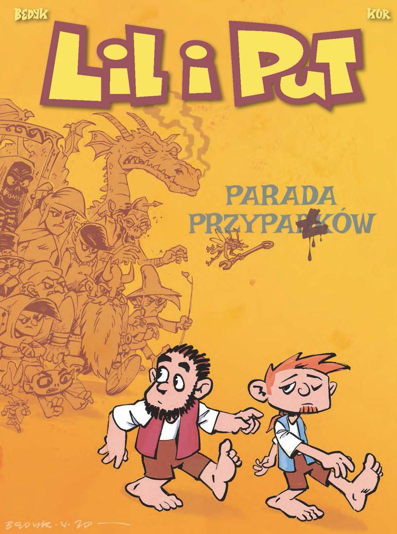 Lil i Put - Parada przypałów, tom 5 /INTERIA.PL/materiały prasowe