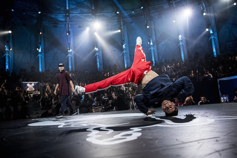 Lil Zoo na Red Bull BC One World Final 2017 /materiały prasowe