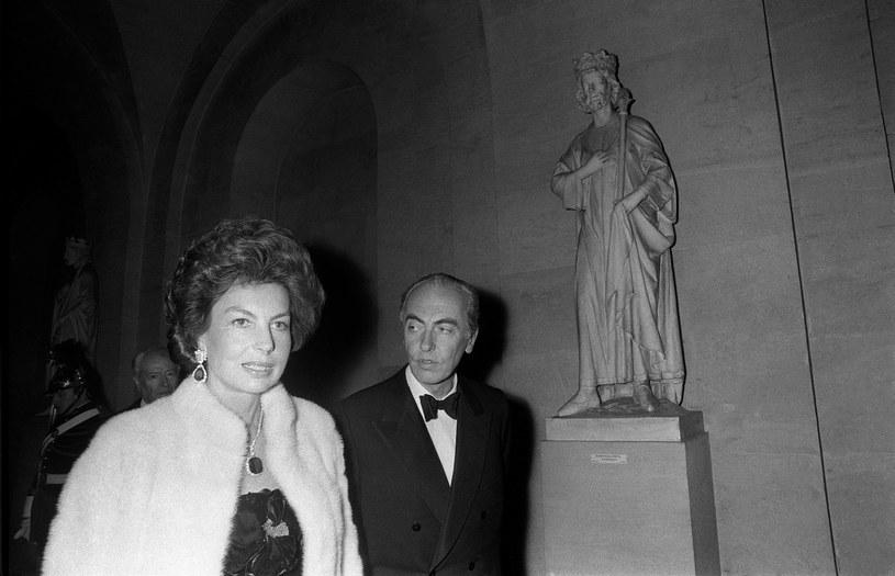 Liliane Bettencourt w 1973 roku /AFP