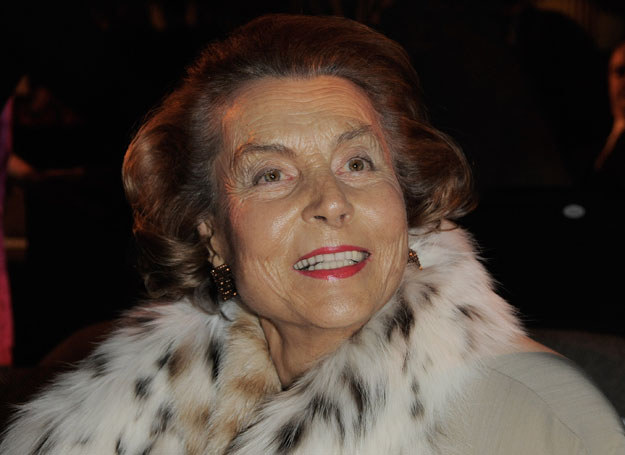 Liliane Bettencourt /Getty Images