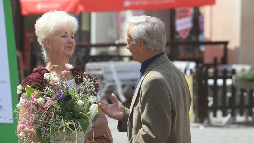 Lilianna i Eugeniusz - czas pokaże, czy najstarsza para w programie ułoży sobie wspólne życie /TVP