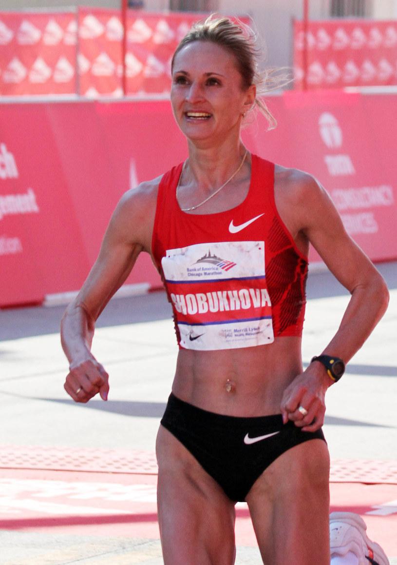 Lilija Szobuchowa płaciła działaczom rosyjskiej federacji lekkoatletycznej za fałszowanie wyników badań /AFP