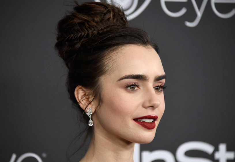 Lilly Collins /Getty Images