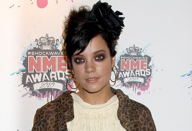 Lily Allen kibicuje Fulham Londyn fot. Chris Jackson /Getty Images/Flash Press Media