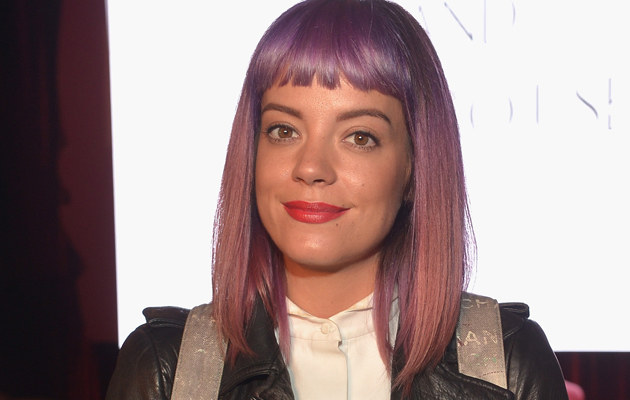 Lily Allen /Charley Gallay /Getty Images