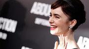 Lily Collins: Brwi, które straszą?