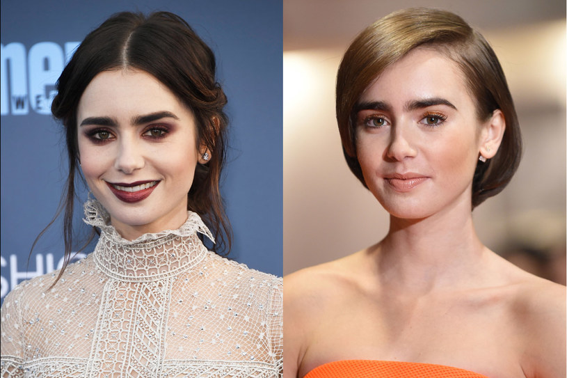 Lily Collins /Getty Images