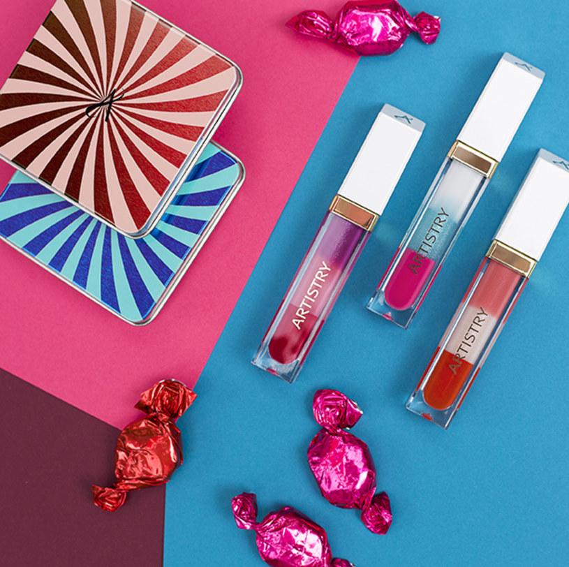 Limitowana kolekcja Artistry Candy Box /materiały prasowe