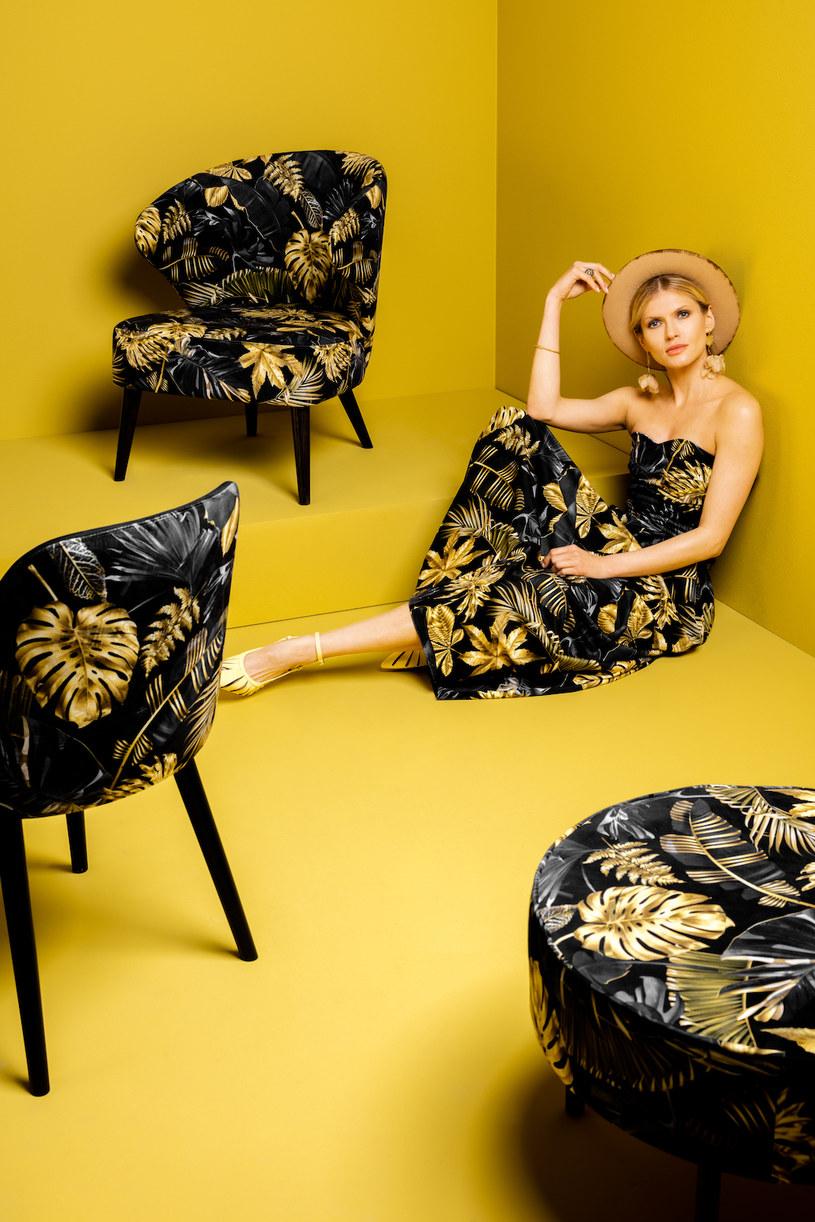 Limitowana kolekcja mebli wypoczynkowych Fashion Trends /materiały promocyjne