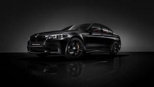Limitowane BMW M5 Nighthawk dla Japonii