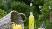 Limoncello - włoski likier cytrynowy