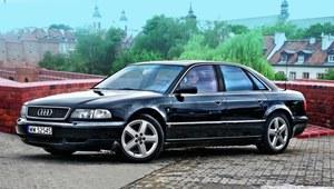 Limuzyna Audi po latach. Uwaga na diesle!