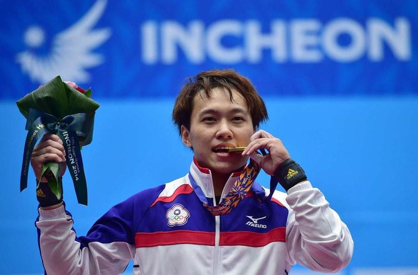 Lin Tzu-chi podczas Igrzysk Azjatyckich w 2014 roku /AFP