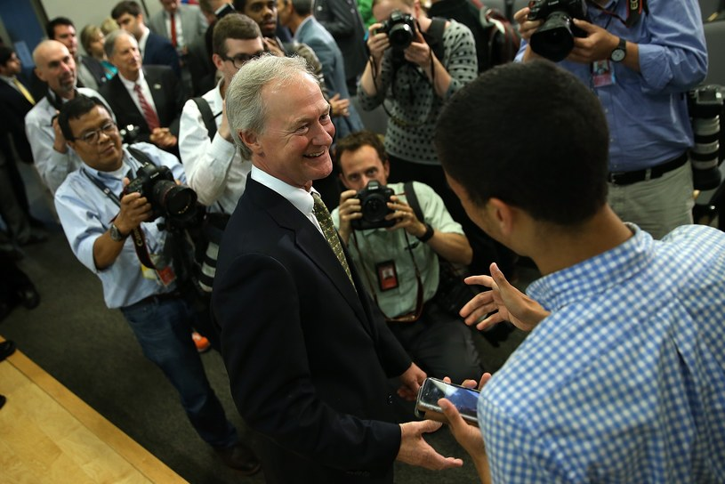 Lincoln Chafee /AFP