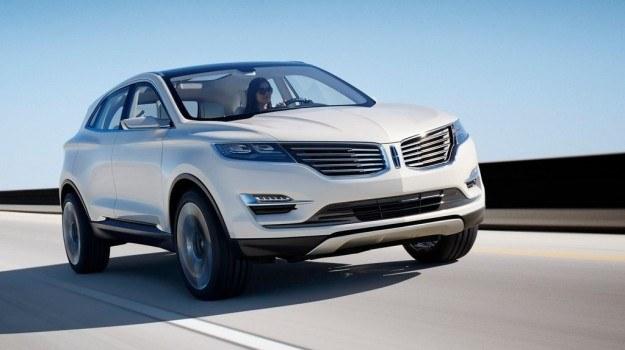 Lincoln MKC Concept /Lincoln