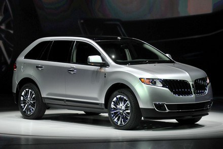 Lincoln MKX /AFP