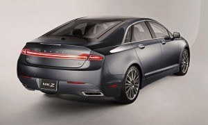Lincoln MKZ (2013) /Lincoln