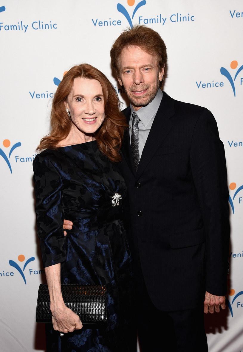 Linda Bruckheimer, Jerry Bruckheimer /Michael Bruckner /Getty Images