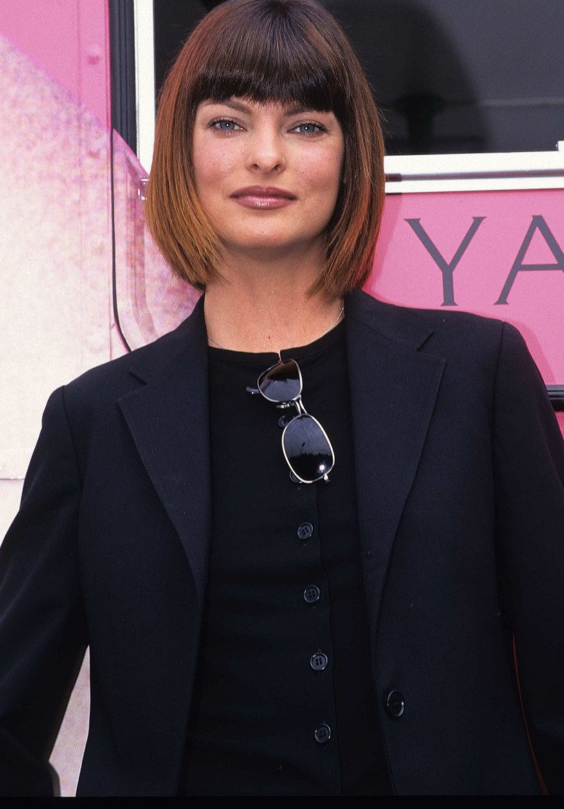 Linda Evangelista /Fred Duval / Contributor /Getty Images