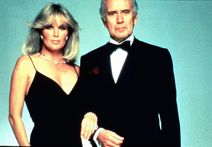 Linda Evans i John Forsythe /Mary Evans Picture Library /East News