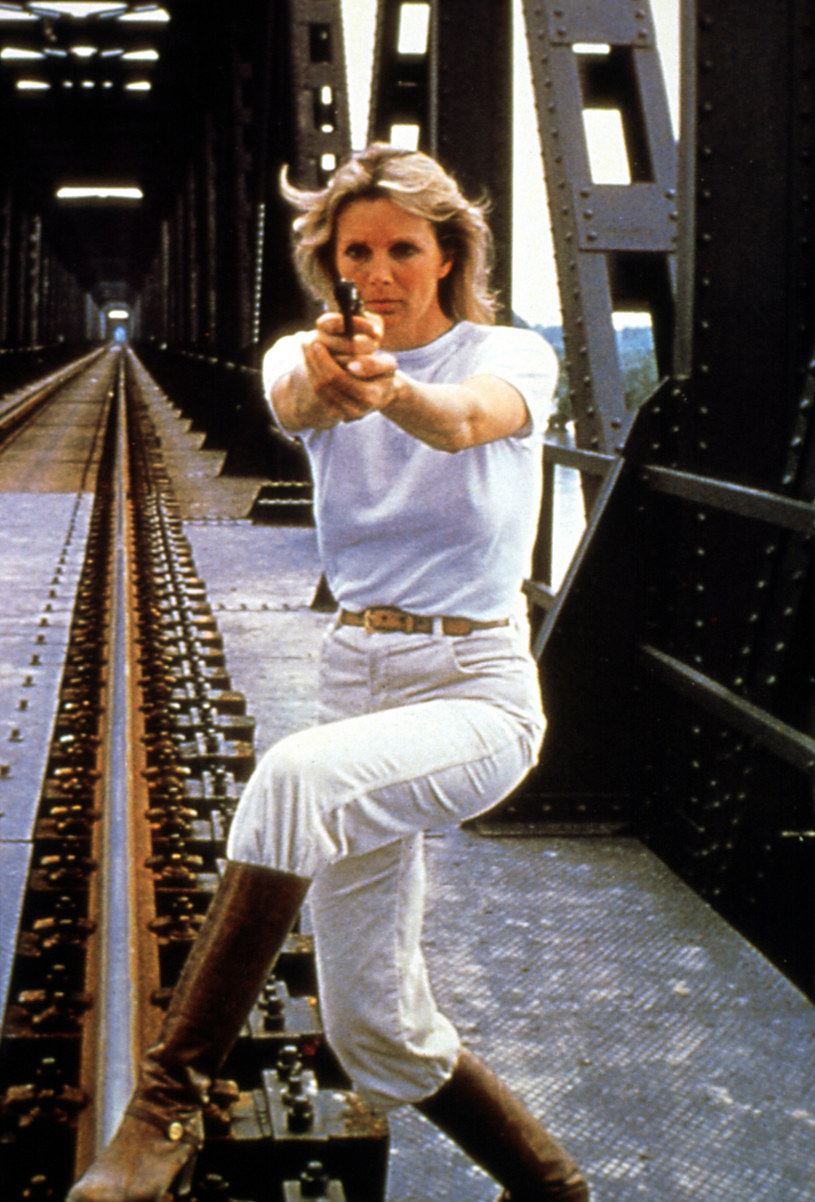 "Linda Evans w filmie ""Ekspres pod lawiną"" (1979) /AKPA"
