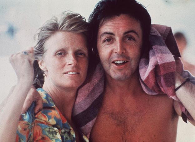 Linda i Paul Mc Cartney /Getty Images