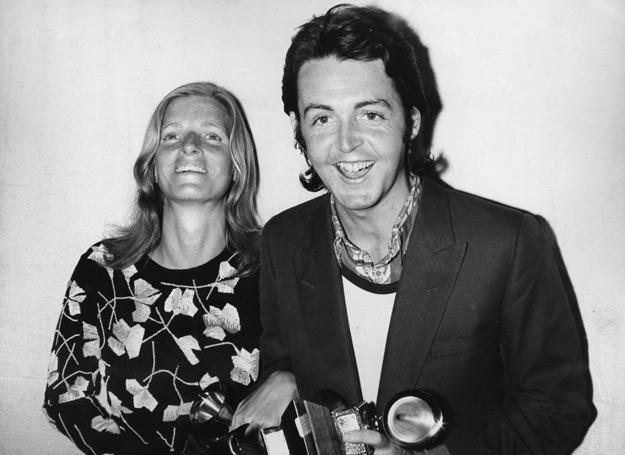 Linda i Paul McCartney byli małżeństwem przez prawie 30 lat - fot. Keystone/Hulton Archive /Getty Images/Flash Press Media