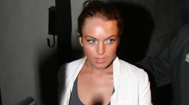 Lindsay Lohan  /Splashnews