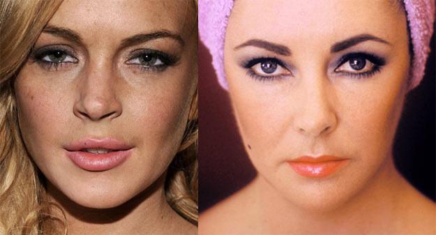 Lindsay Lohan będzie w stanie udźwignąć ciężar roli Liz Taylor? /Getty Images/Flash Press Media