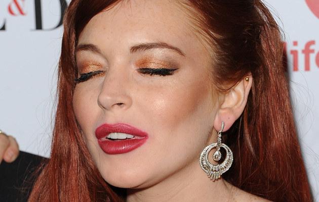 Lindsay Lohan chce się ustatkować /Jason Merritt /Getty Images