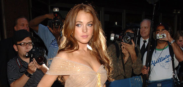 Lindsay Lohan, fot. Brad Barket  /Getty Images/Flash Press Media