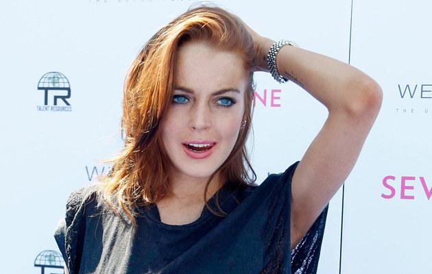 Lindsay Lohan, fot. Ethan Miller  /Getty Images/Flash Press Media