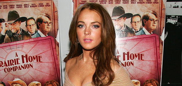 Lindsay Lohan, fot. Evan Agostini   /Getty Images/Flash Press Media