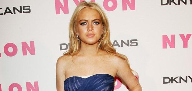 Lindsay Lohan, fot. Evan Agostini  /Getty Images/Flash Press Media