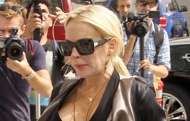 Lindsay Lohan, fot. Frederick M. Brown  /Getty Images/Flash Press Media