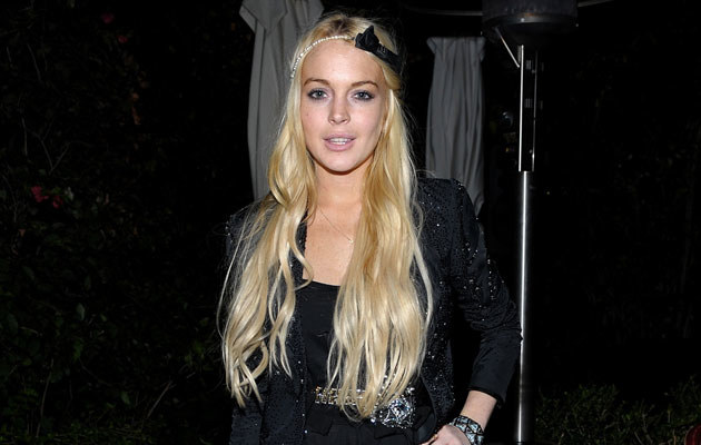Lindsay Lohan, fot. Michael Buckner  /Getty Images/Flash Press Media