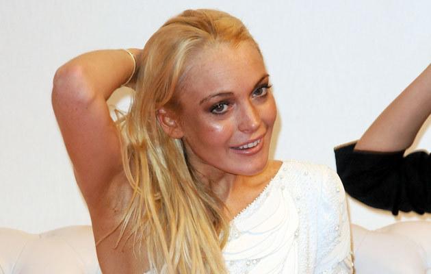 Lindsay Lohan, fot. Pascal Le Segretain  /Getty Images/Flash Press Media